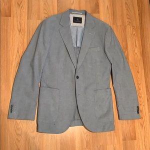 Tailorbyrd cotton stretch blazer